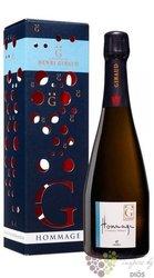 "Henri Giraud blanc "" Hommage a Francois Hemart "" Grand cru de  Ay Champagne    0.75 l"