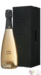 "Henri Giraud blanc "" Code Noir "" brut Champagne Aoc     0.75 l"