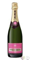 """Piper Heidsieck rosé """" Sauvage """" brut Champagne Aoc     0.75 l"""