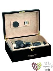Palmes d´Or blanc 1998 brut luxury Humidor Champagne Aoc Nicolas Feuillatte    2 x 0.75 l