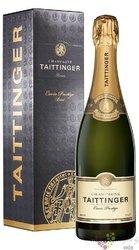 "Taittinger blanc "" cuvée Prestige "" brut Champagne Aoc     0.75 l"