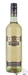 Chardonnay South African wine by Makulu     0.75 l