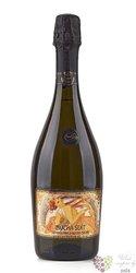 "Mucha sekt blanc "" Chardonnay "" brut czech sparkling wine  0.75 l"