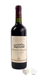Cabernet Moravia 2006 jakostní odrůdové víno z vinařství Jedlička & Novák Bořetice    0.75 l