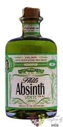 "Hills Absinth "" Verte ""  czech spirit by Hill´s distillery 70% vol.  0.50 l"