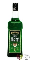 "Absinth "" Hills "" Czech spirits by Hill´s distillery 70% vol.    1.00 l"