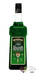 "Absinth "" Hills "" Czech spirits by Hill´s distillery 70% vol.    0.70 l"