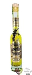 "Absinth "" Premium "" original Czech spirits by Hill´s distillery 70% vol.    0.20 l"