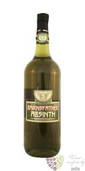 "Absinth "" Original "" Czech absinth by Bairnsfather Family distillery 55% vol.  1.00 l"