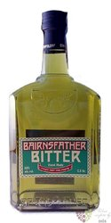 "Absinth "" Bitter "" Czech absinth by Bairnsfather family distillery 55% vol.  0.50 l"