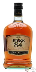 "Stock "" 84 "" Italian wine brandy 38% vol.  0.70 l"