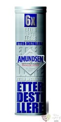 Amundsen metal box Czech plain vodka by Stock 37.5% vol.  0.50 l