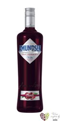 "Amundsen "" Cherry "" fruit liqueur with vodka by Stock 16% vol.    0.50 l"