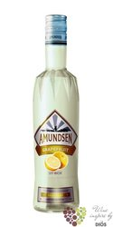 "Amundsen "" Grapefruit "" Czech fruits vodka liqueur by Stock 18% vol.    0.50 l"