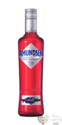 """Amundsen """" Plum """" fruit liqueur with vodka by Stock 16% vol.    0.50 l"""