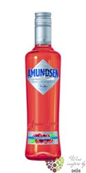 "Amundsen "" Cranberry "" Czech fruit liqueur with vodka by Stock 15% vol.    1.00l"
