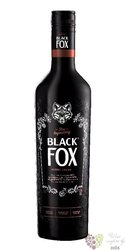 "Black Fox "" Herbal Fusion "" Bohemian herbal liqueur by Stock 35% vol.  1.00 l"