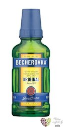 "Becherovka "" Original "" since 1807 Jan Becher Carlsbad 38% vol.    0.10 l"