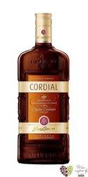 "Becherovka "" Cordial "" lime blossom liqueur Jan Becher Carlsbad 35% vol.    0.05 l"