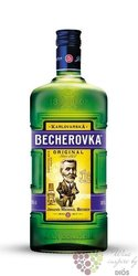 "Becherovka "" Michael "" limited edition Jan Becher Carlsbad 38% vol.    0.50 l"