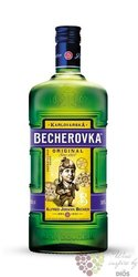 "Becherovka "" Alfréd "" limited edition Jan Becher Carlsbad 38% vol.    0.50 l"