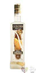 "Hruška ľadová "" Golden line "" Slovak distillery Imperator Drietoma 40% vol.  0.50 l"