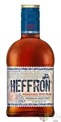 Heffron aged 5 years Panamas rum 38% vol.  0.20 l