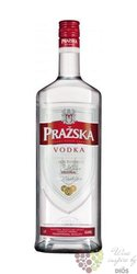 "Pražská "" Original "" Bohemian vodka distilery Dynybyl 37.5% vol.   1.00 l"