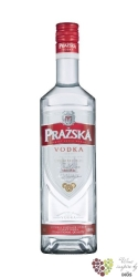 "Pražská "" Original "" Bohemian vodka distilery Dynybyl 37.5% vol.   0.50 l"