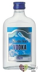 Nordic ice vodka        37.5%0.20l