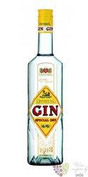 Originál dry gin distilery Dynybyl 38% vol.   1.00 l