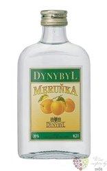 Meruňka Czech apricot brandy distilery Dynybyl 35% vol.   0.20 l
