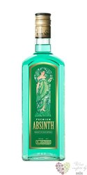 "Absith "" Premium "" original Czech spirits by Rudolf Jelínek Vizovice 70% vol. 0.70 l"