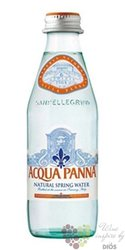Acqua Panna Italian natural spring water  0.25 l
