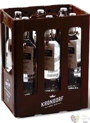 Krondorf Bohemian mirelal water  1.00 l