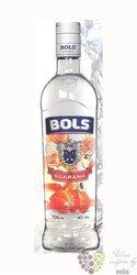 "Bols "" PEACH "" premium flavored vodka of Holland 40% vol.    0.50 l"
