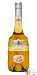 "Marie Brizard "" Creme de Banane "" French fruits liqueur 25% vol.    0.70 l"