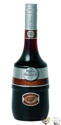 "Marie Brizard "" Creme de Cacao Brown "" French cocoa liqueur 25% vol.    0.50 l"