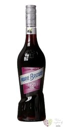 "Marie Brizard no.21 "" Mure "" French blackberries liqueur 16% vol.  0.70 l"