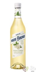 """Marie Brizard cordial """" Fleur de Sureau """" French elderflower coctail sirup 00% vol.  0.70 l"""