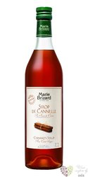 """Marie Brizard cordial """" Cannelle """" French Cinnamon coctail sirup 00% vol.  0.70 l"""