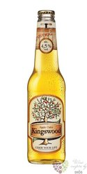 Kingswood apple cider vol. 4.5%   0.40 l