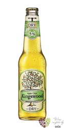 "Kingswood "" Dry "" apple cider vol. 5% vol.  0.40 l"