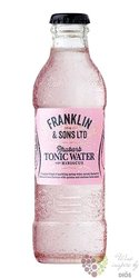 "Franklin & Sons "" Rhubarb & Hibiscus "" English tonic water 0.20 l"