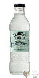 "Franklin & Sons "" Elderflower & Cucumber "" English tonic water 0.20 l"