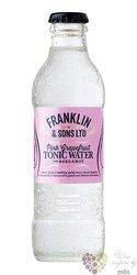 "Franklin & Sons "" Grapefruit & Bergamont "" English tonic water 0.20 l"