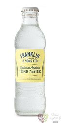 "Franklin & Sons "" Indian "" English tonic water 0.20 l"