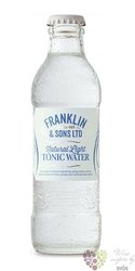 "Franklin & Sons "" Light "" English tonic water 0.20 l"
