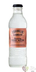 "Franklin & Sons "" Rosemary "" English tonic water 0.20 l"