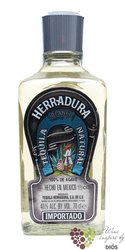 "Herradura "" Blanco "" Mexican natural tequila 100% of Blue agave 40% vol.   0.70l"